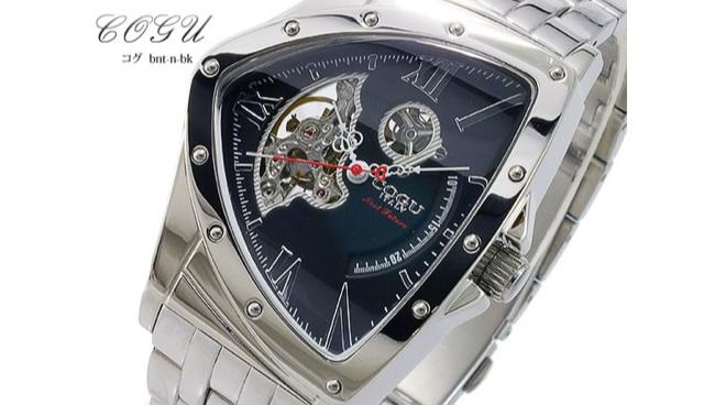 豪華で華やか、そして存在感がある腕時計