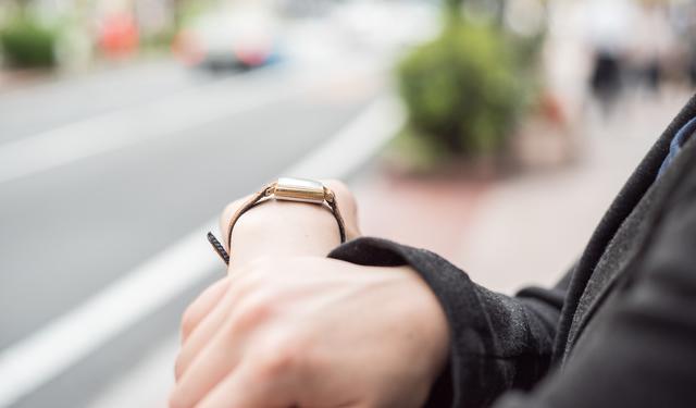 男らしい腕元になる腕時計
