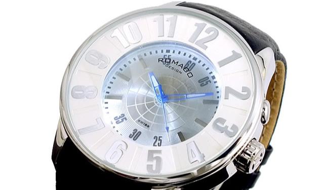 新しい技術が使われている腕時計