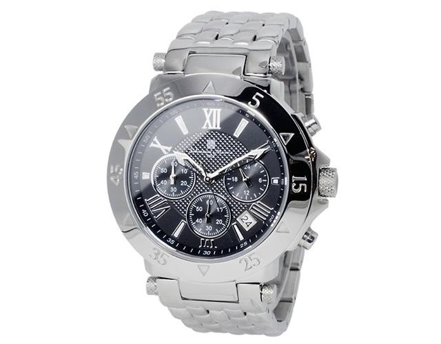 ゴージャスで力強い腕時計
