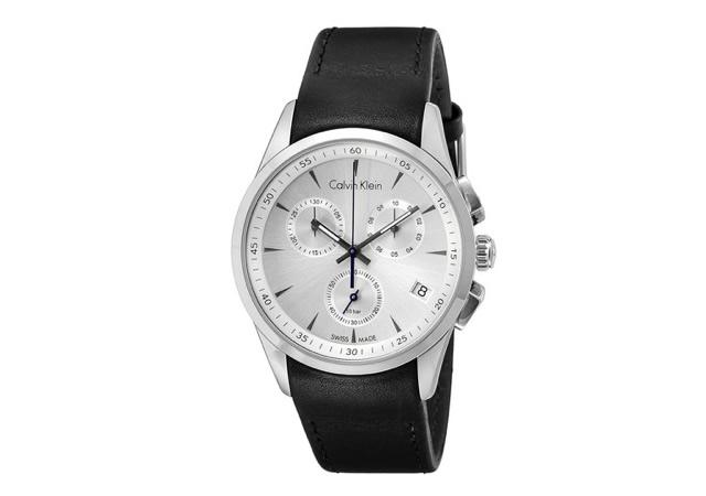清潔感とビジネスマンらしさを与えるカルバンクライン腕時計