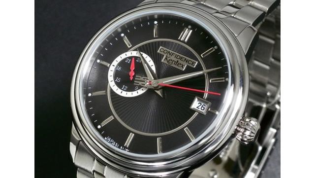 シンプルで上品でエレガンスなケンテックス腕時計
