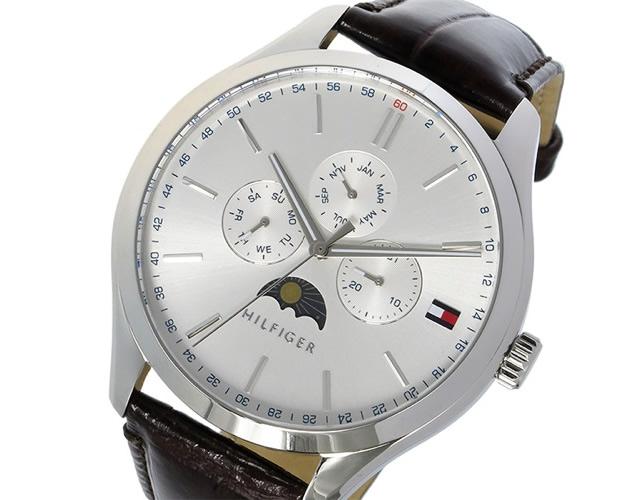 カジュアルフォーマルで気取りすぎないトミーヒルフィガー腕時計
