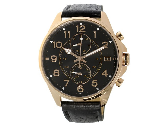 コスパが良くてタフなトミーヒルフィガー腕時計