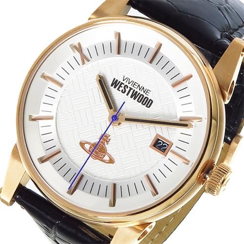 ヴィヴィアン ウエストウッド メンズ 腕時計 VV065SWHBK ホワイト