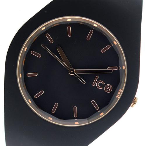 アイスウォッチ アイス ルゥルゥ クオーツ ユニセックス 腕時計 007236 ブラック
