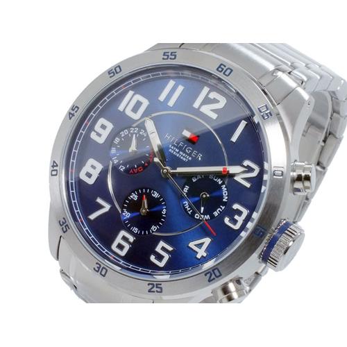 トミー ヒルフィガー TOMMY HILFIGER クオーツ メンズ 腕時計 1791053