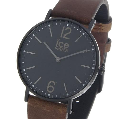 アイスウォッチ クオーツ ユニセックス 腕時計 CHLBBLA36N15 ブラック