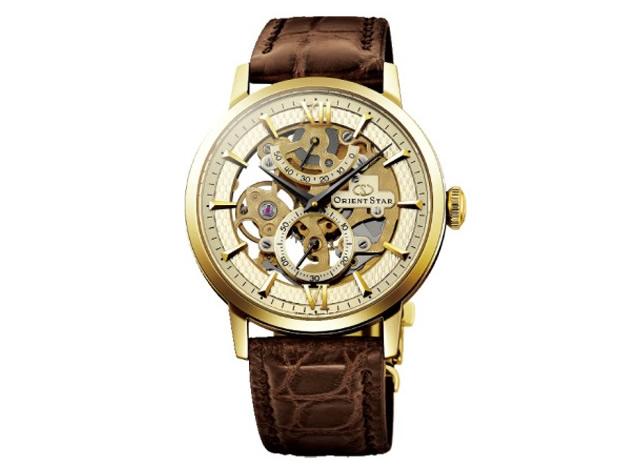 アクセサリーのような華やかな腕元に仕上げてくれる腕時計