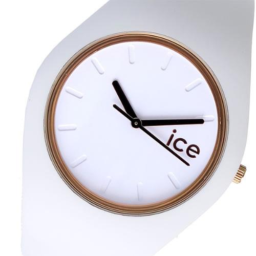 アイスウォッチ ICE WATCH クオーツ ユニセックス 腕時計 ICE.GL.WRG.U.S.14 000978 ホワイト