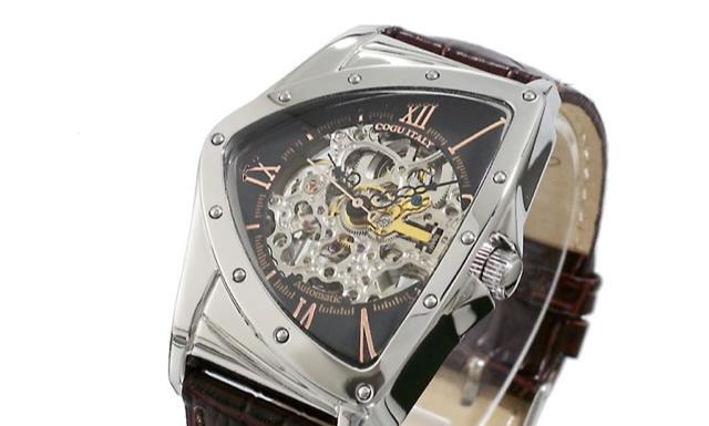 コスパ良しでオシャレに決まる腕時計