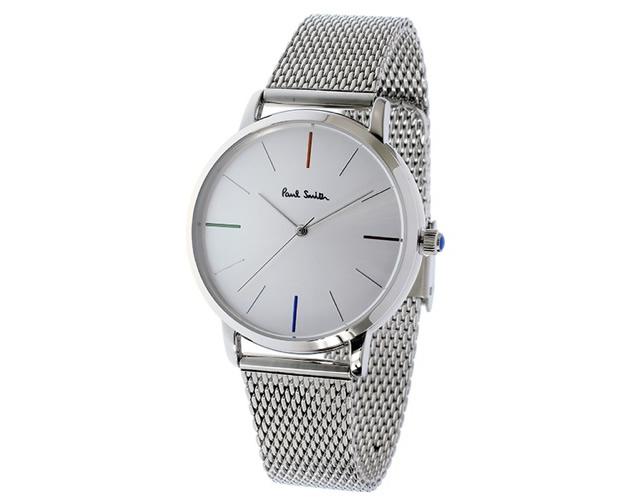 すっきりそしてフレッシュさが残る腕時計