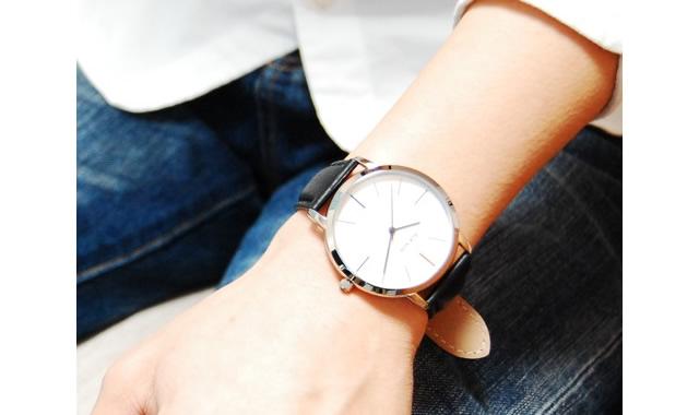 軽くてつけやすい腕時計
