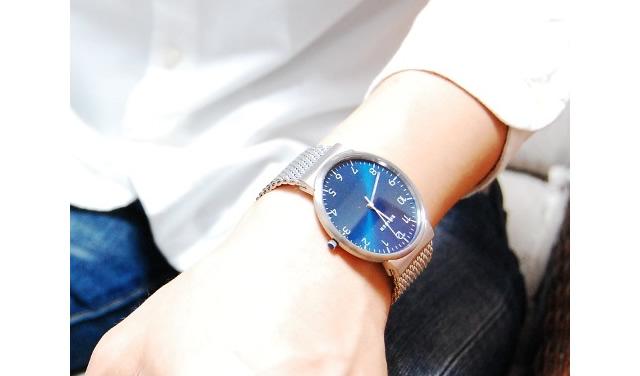 ベーシックシンプルでオシャレで使いやすい腕時計