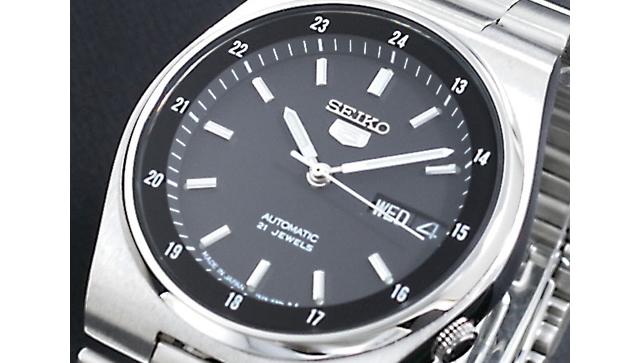 セイコー5メンズ腕時計の評判