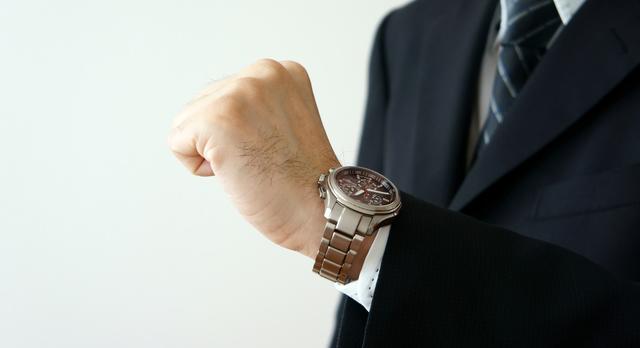 セイコー5キネティックメンズ腕時計の似合う年齢層