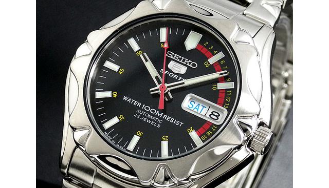 セイコー5スポーツメンズ腕時計の評判