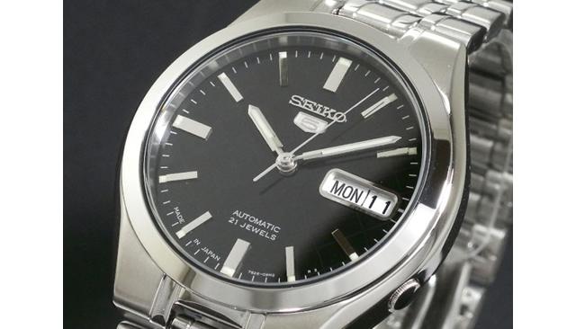 セイコー5のメンズ腕時計の評判