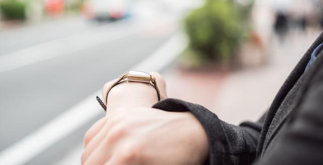 セイコーキネティックのメンズ腕時計が似合う年齢層