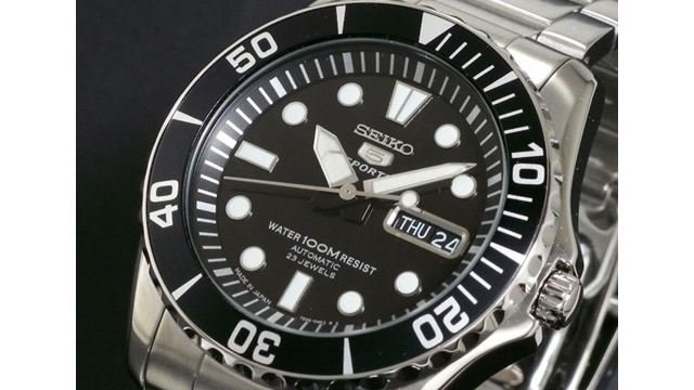 エコな機能を使っているから経済的な腕時計
