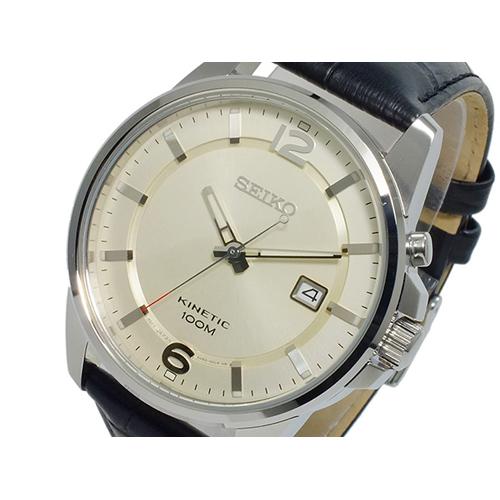 セイコー SEIKO キネティック KINETIC クオーツ メンズ 腕時計 SKA667P1