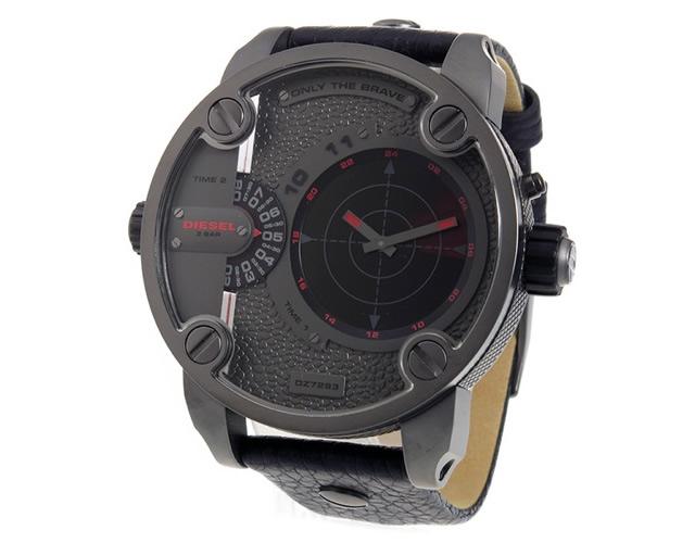 ファッションアクセントにも最適な腕時計