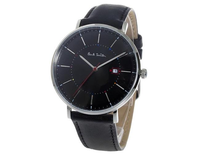 ポールスミスのメンズ腕時計のおすすめポイント