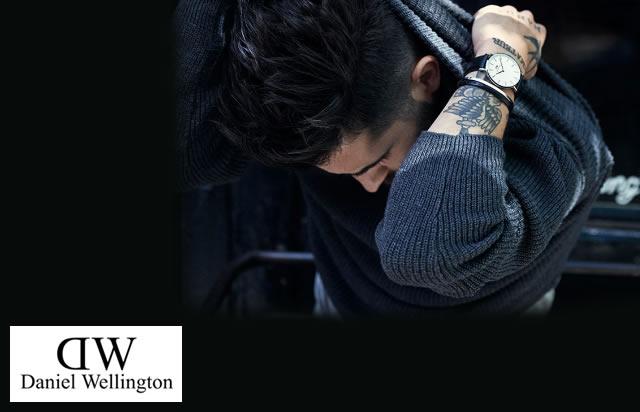 大人気のメンズ腕時計ダニエルウェリントンの選び方ポイント