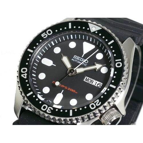 セイコー SEIKO ダイバー ブラックボーイ 自動巻き メンズ 腕時計 SKX007KC