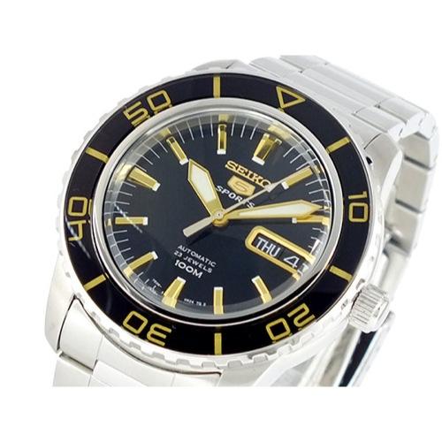 セイコー 5 SEIKO オートマチックダイバーズウォッチ 自動巻き 腕時計 SNZH57K1