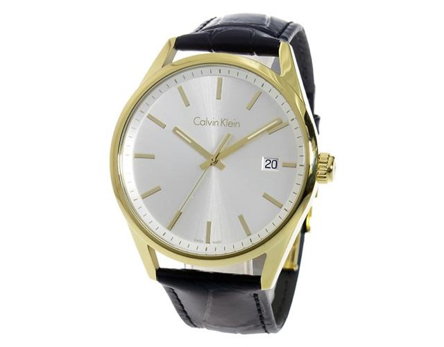 カルバンクラインのメンズ腕時計が人気な理由