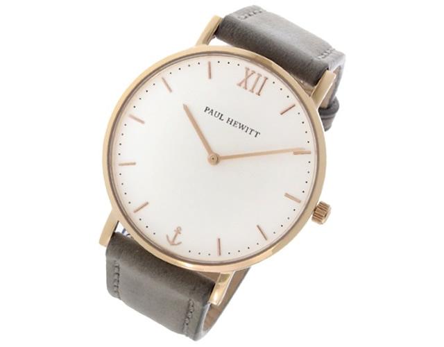 コーデを選ばずに使える腕時計
