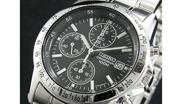 おすすめの腕時計は「セイコー」