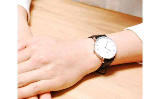 ダニエルウェリントンメンズ腕時計のおすすめポイント