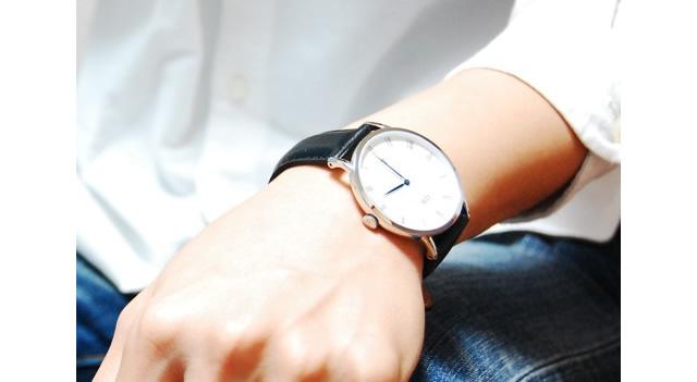 ファッションにパンチを与えてくれる腕時計