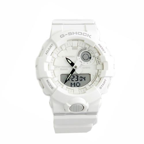 カシオ CASIO Gショック G-SHOCK 腕時計 メンズ GBA-800-7A クォーツ ホワイト