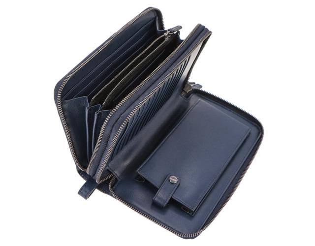 収納力も高くて便利な財布