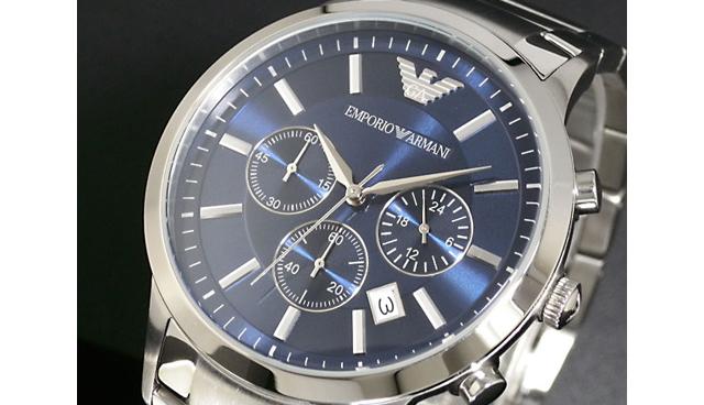 エンポリオアルマーニのメンズ腕時計のおすすめポイント