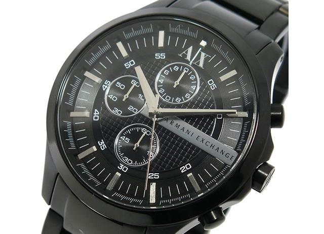 アルマーニエクスチェンジのメンズ腕時計のおすすめポイント
