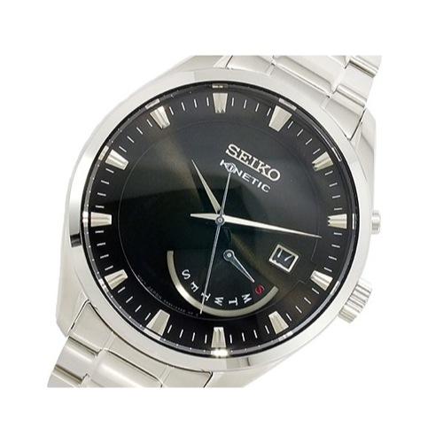 セイコー SEIKO KINETIC クオーツ メンズ 腕時計 SRN045P1