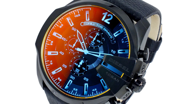 デザインバリエーション豊富で休日らしい個性を出せる腕時計