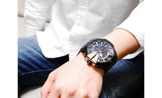休日でもダラッと感が出ない腕時計