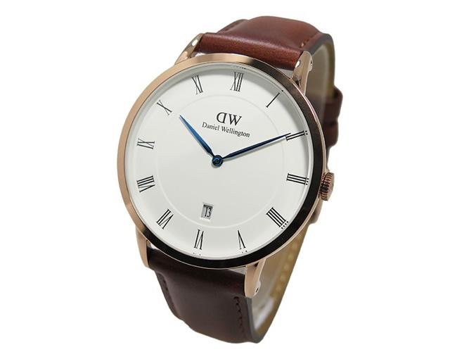 流行に敏感なのがわかる腕時計