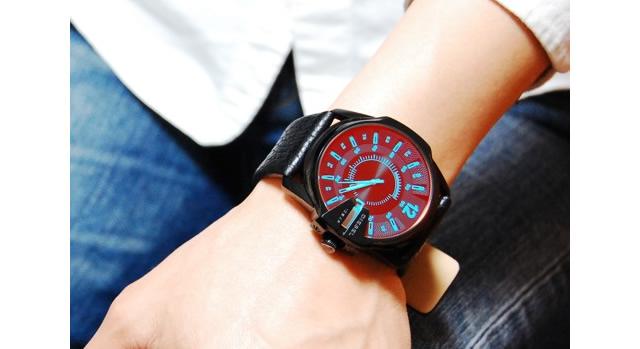 トレンドスタイルに変身させてくれる腕時計