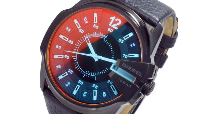 見た目の変化を楽しむことができる腕時計