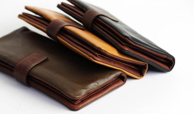 財布にこだわろう