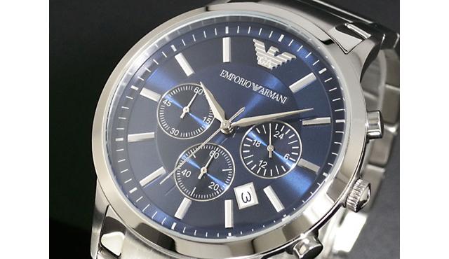 エンポリオアルマーニの小物なら腕時計