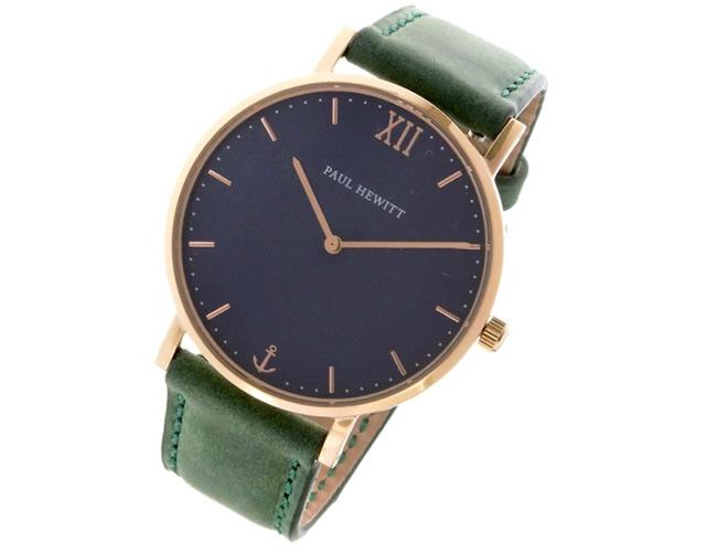 ポールヒューイットの腕時計の魅力