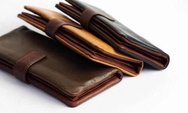 財布にこだわる