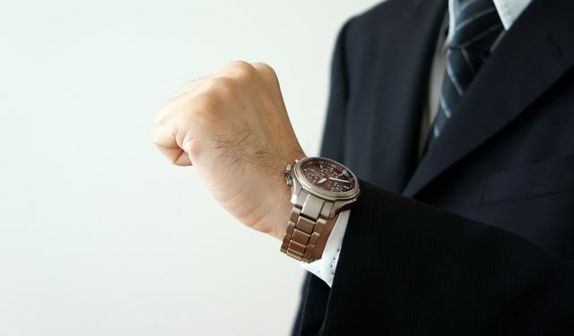 腕時計にこだわっていること